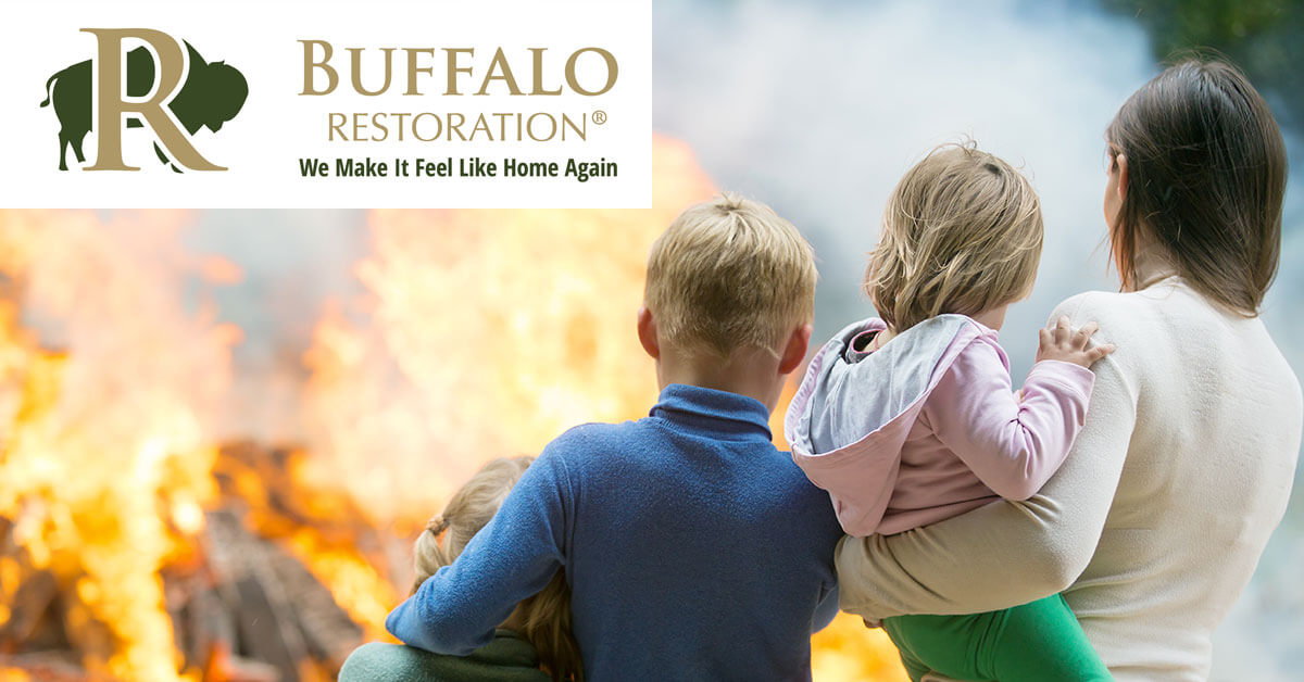 Fire and Smoke Damage Restoration in Bozeman, MT
