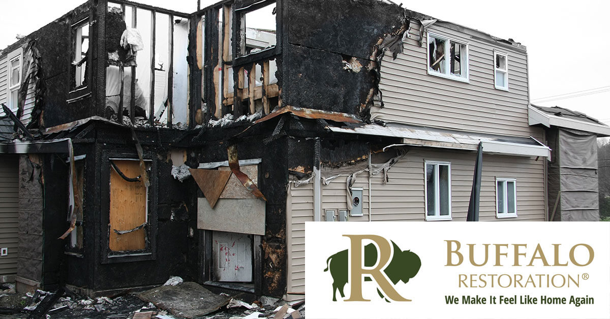 Smoke and Soot Damage Restoration in Pray, MT