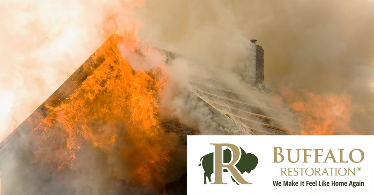 Fire Damage Restoration in White Sulphur Springs, MT