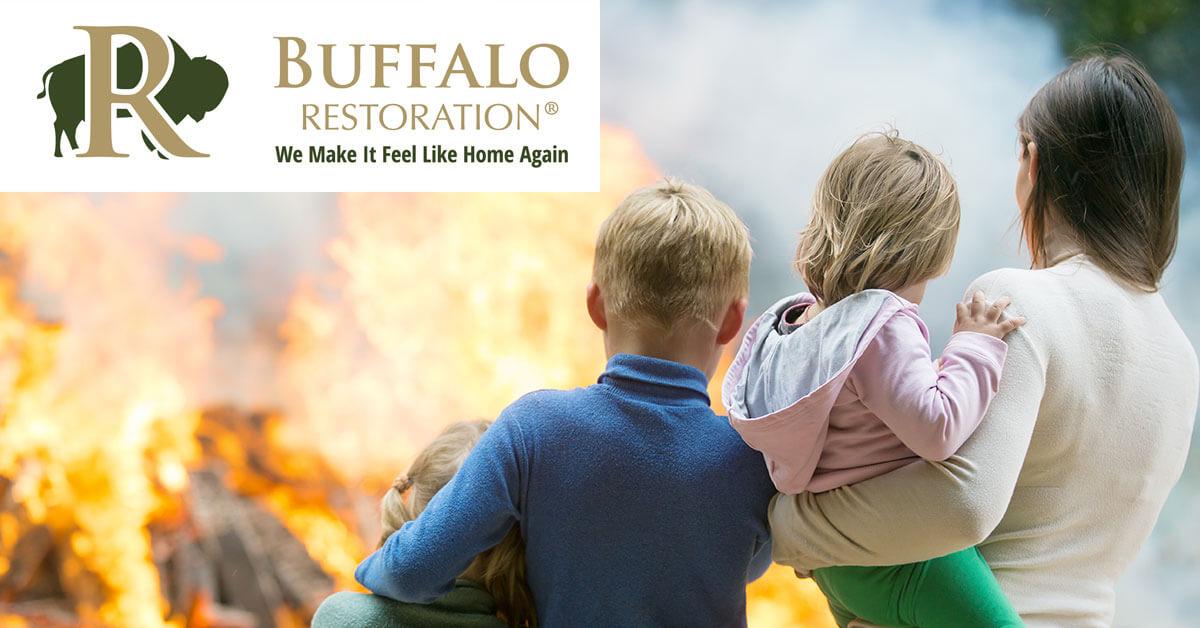 Fire Damage Restoration in Big Sky Area