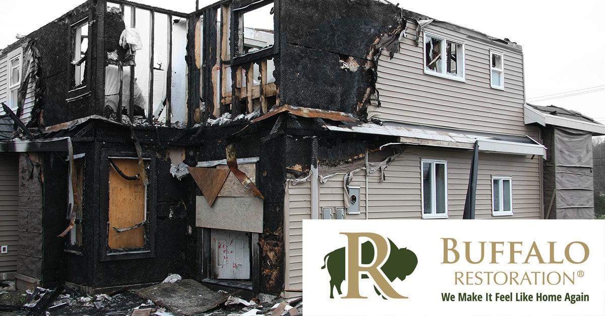 Fire Damage Restoration in Three Forks, MT