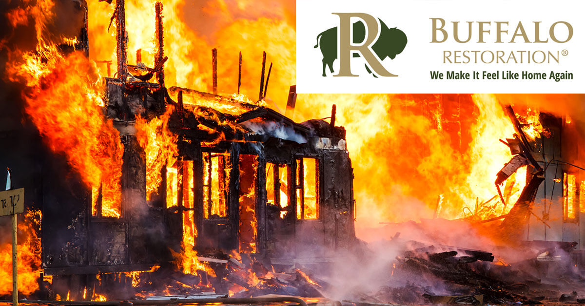 Fire and Smoke Damage Restoration in White Sulphur Springs, MT