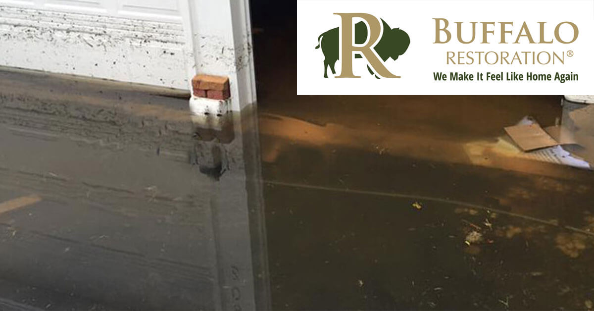 Water Damage Mitigation in Clyde Park, MT