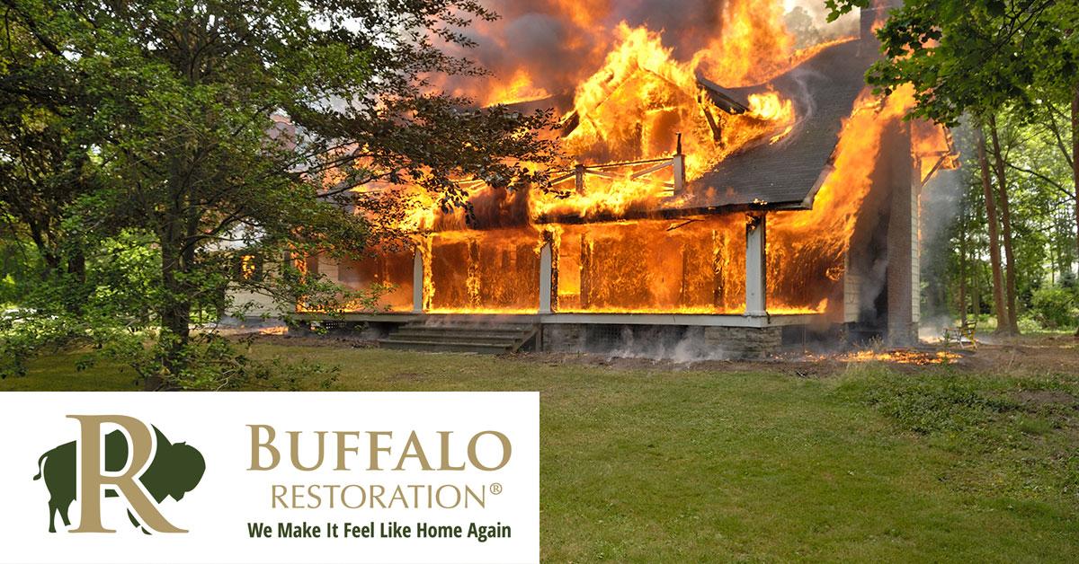 Fire Damage Restoration in Ennis Montana