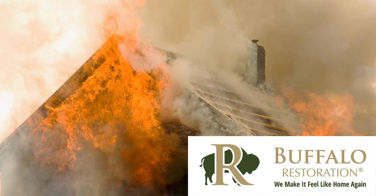 Fire Damage Repair in White Sulphur Springs, MT