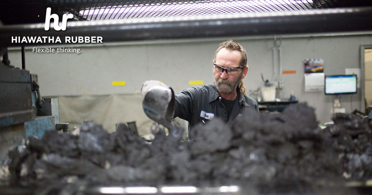 custom rubber product manufacturing in Lincoln, NE