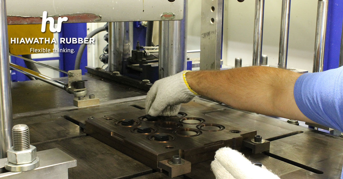 industrial rubber part manufacturing in Sioux City, IA