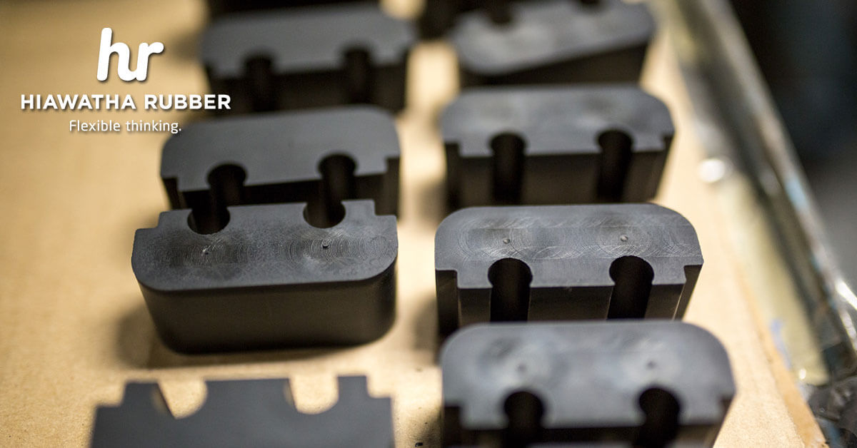 industrial rubber part manufacturing in Minneapolis, MN