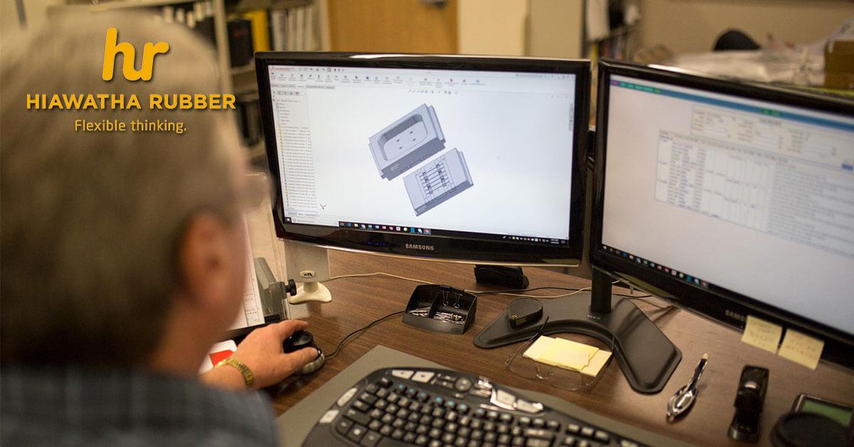 Precision Rubber Grinding for Cedar Rapids, IA