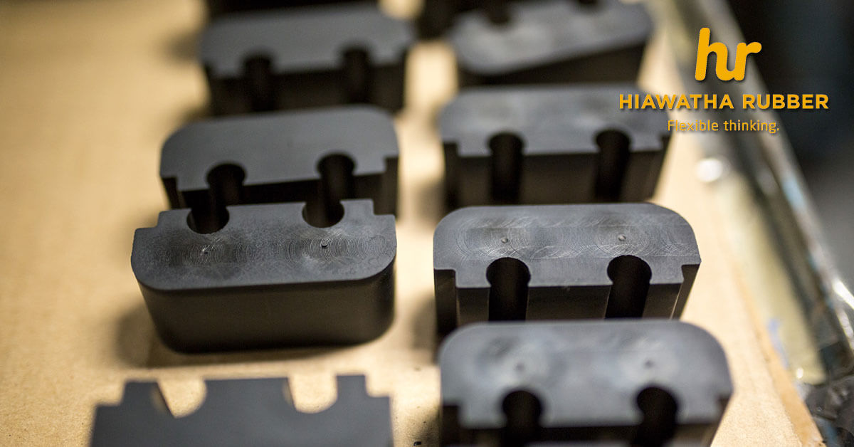 Industrial Rubber Part Manufacturing for Rapid City, SD