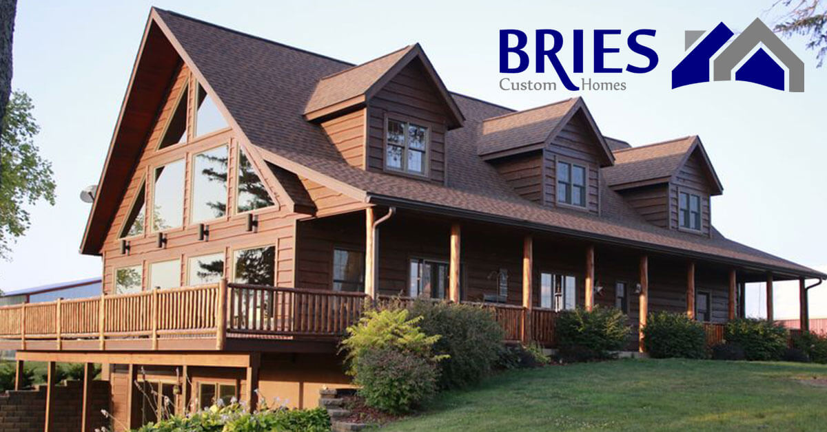 log homes in Prairie du Chien, WI