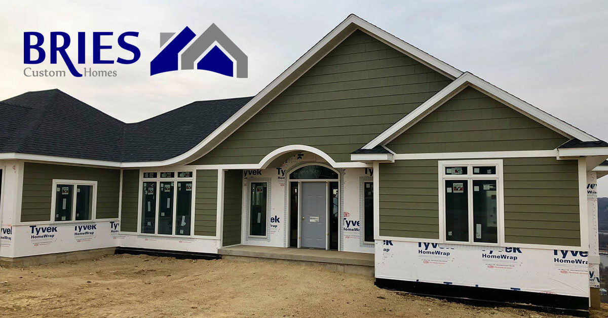 custom homes in Strawberry Point, IA