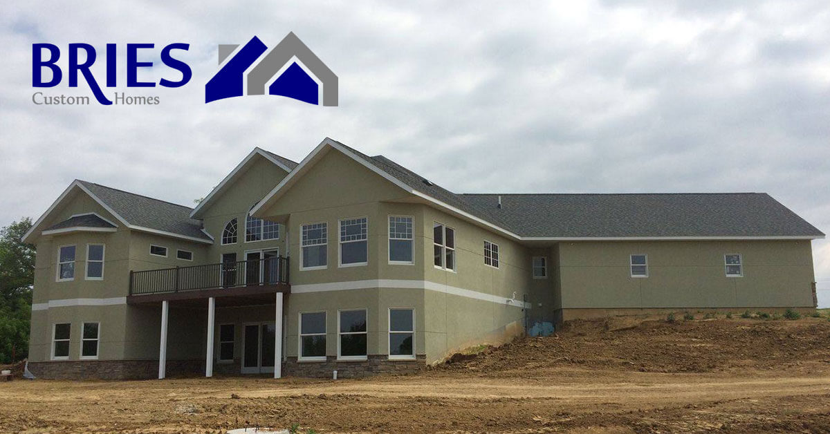 custom homes in Monona, IA