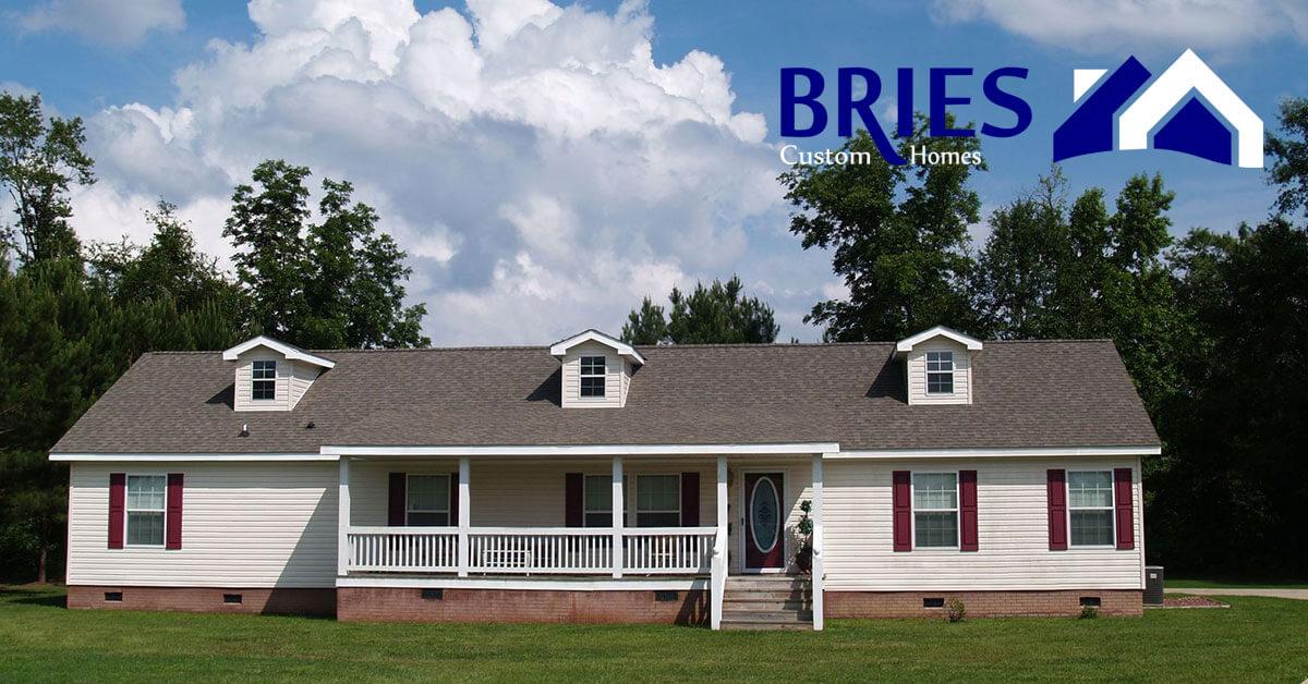 custom homes in Cassville, WI