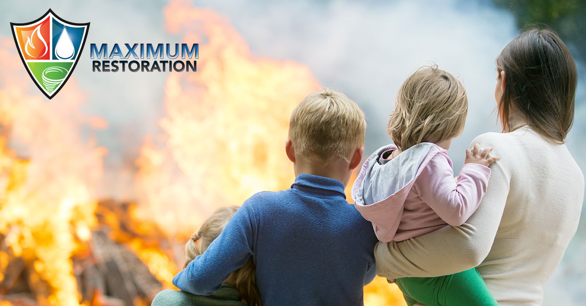 Smoke and Soot Damage Restoration in Oakwood, OH