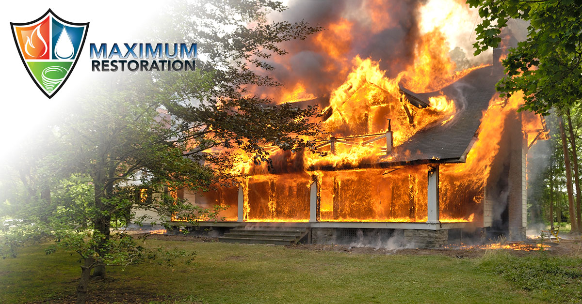 Smoke Damage Cleanup in Trotwood, OH