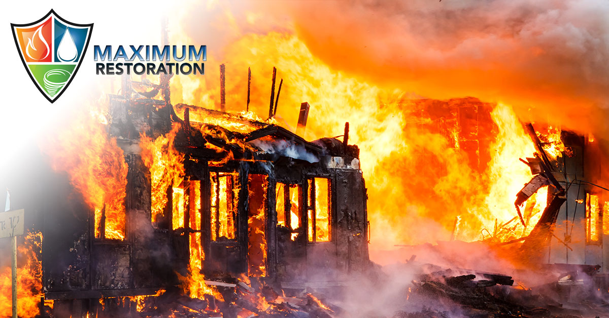 Fire and Smoke Damage Restoration in Englewood, OH