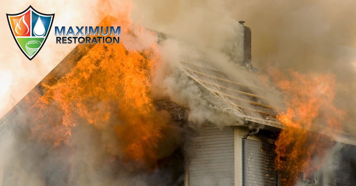 Fire and Smoke Damage Cleanup in Miamisburg, OH