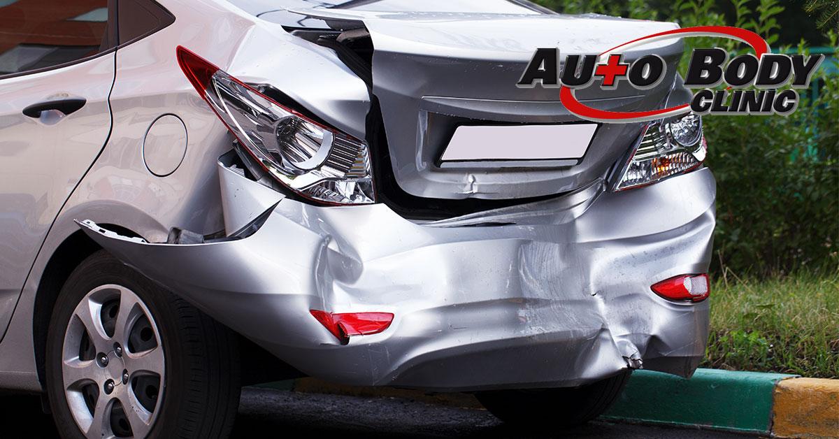 collision center auto body repair in Andover, MA