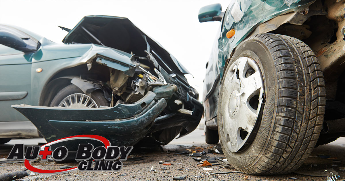 collision center car body repair in Burlington, MA