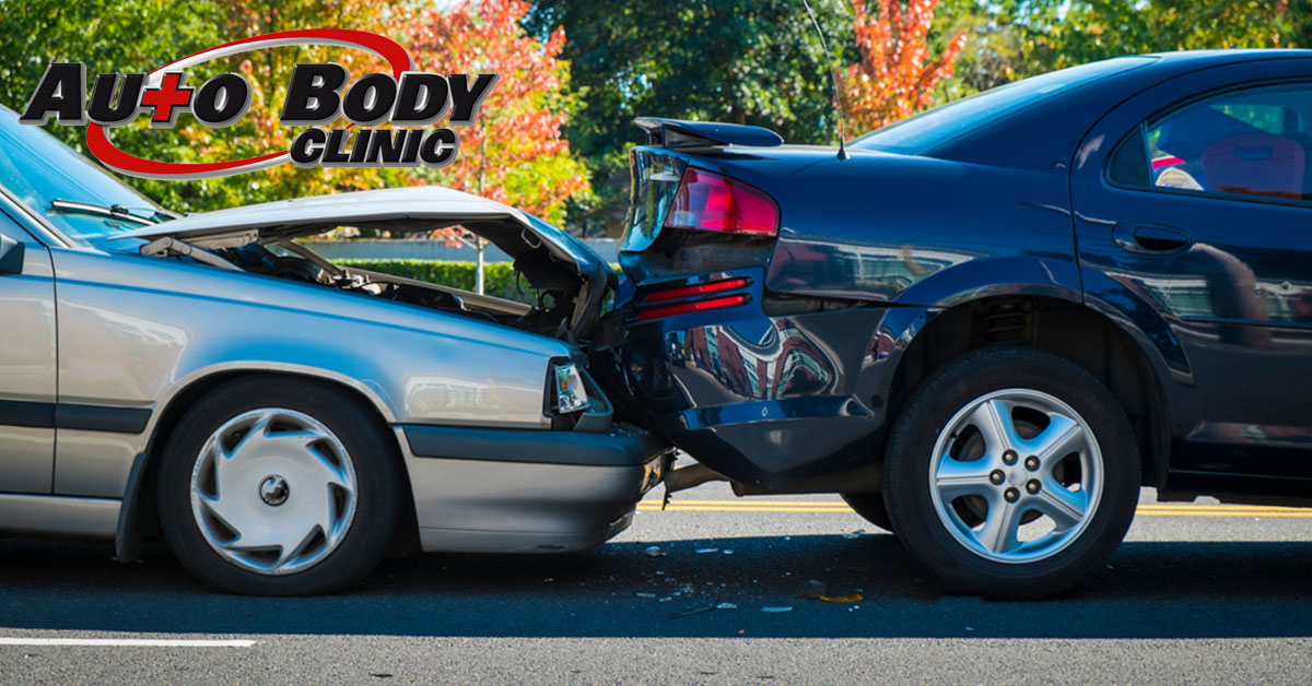 paint and body shop car body repair in Reading, MA