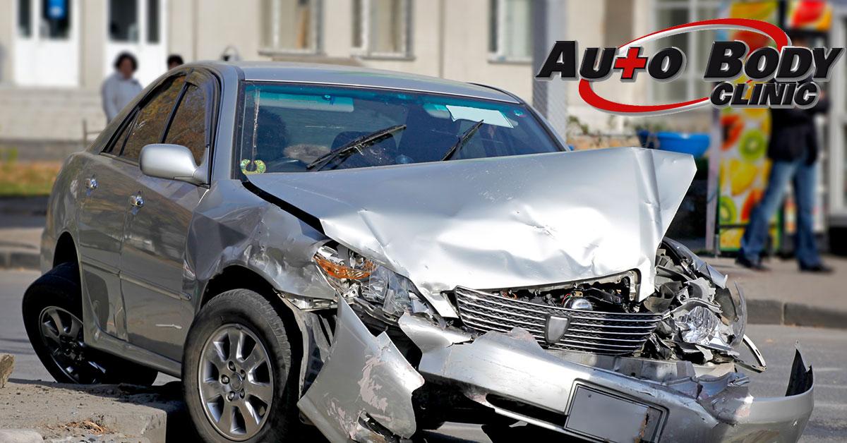 collision center car body repair in Lynnfield, MA