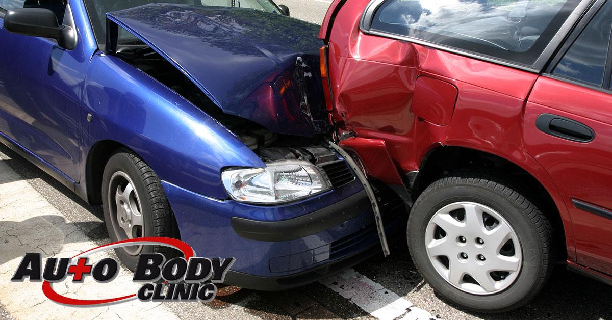 paint and body shop car body repair in Billerica, MA
