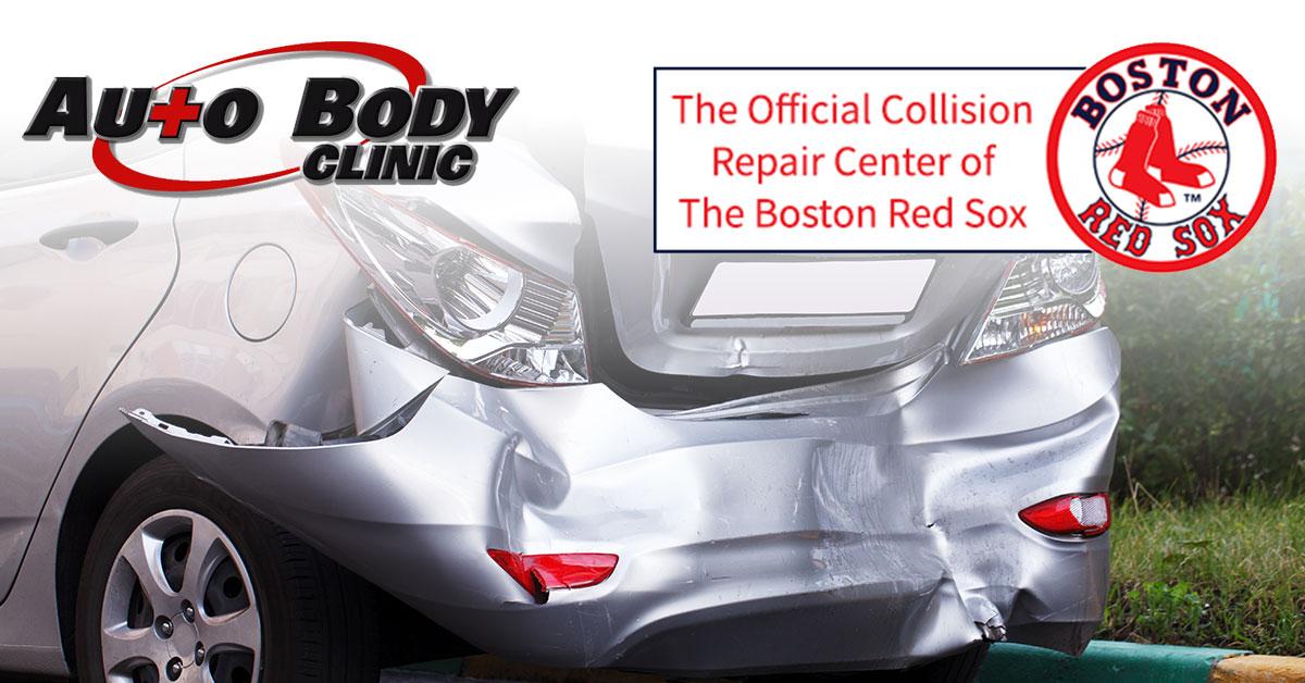 body repair shop in Billerica, MA