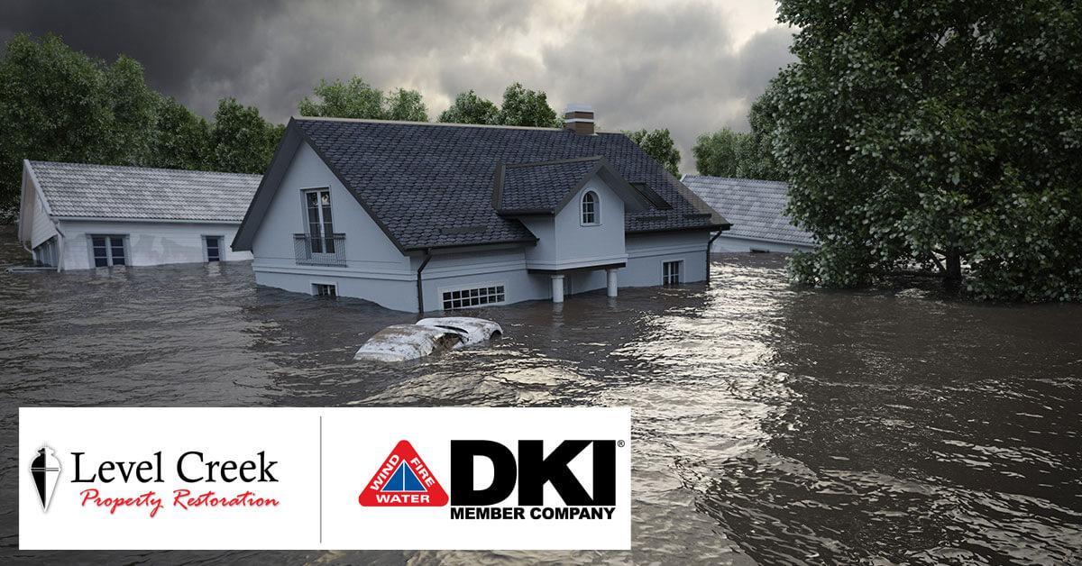Flood Damage Mitigation in Loganville, GA
