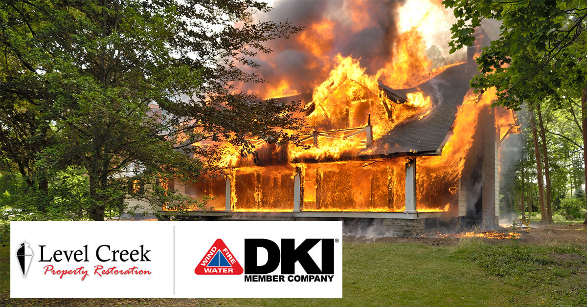 Fire and Smoke Damage Cleanup in Alpharetta, GA