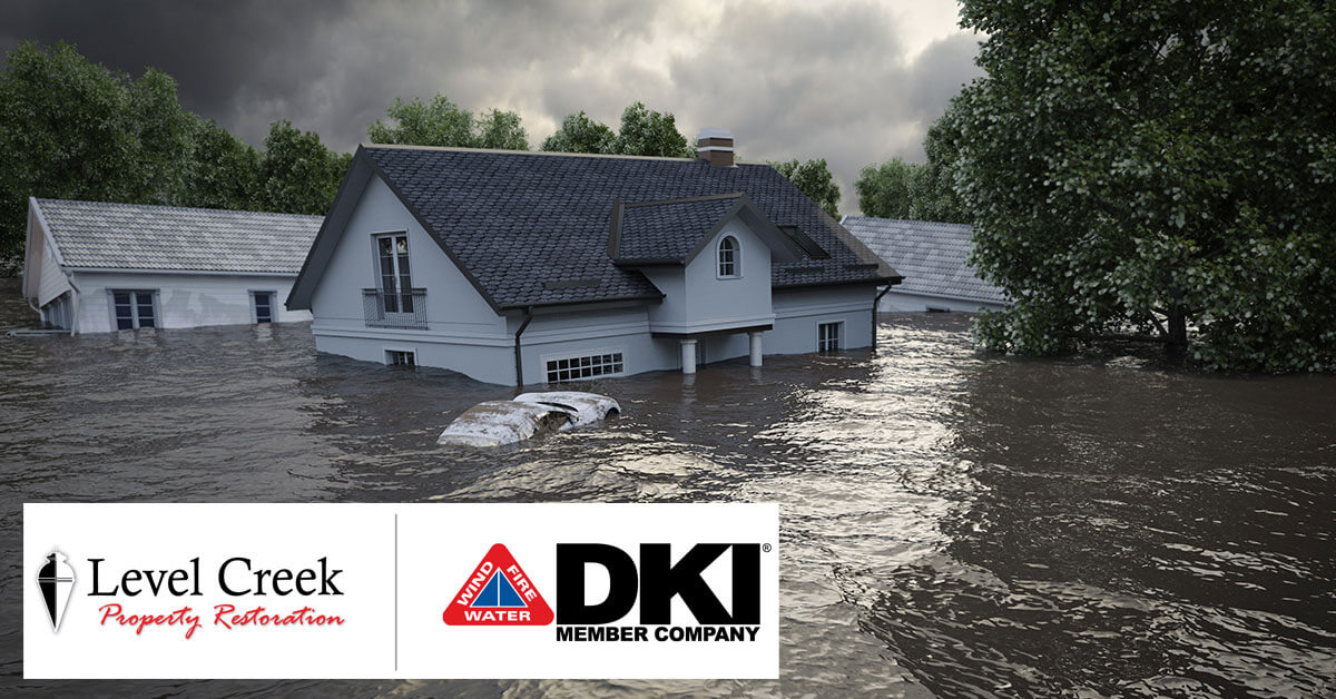 Flood Damage Restoration in Duluth, GA