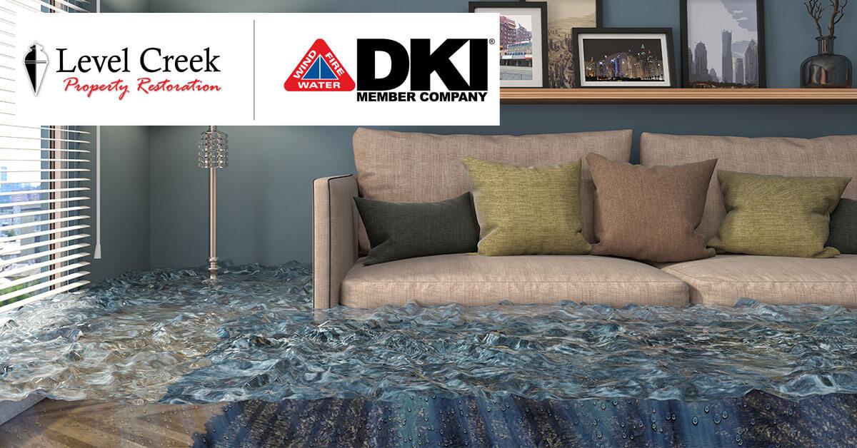 Water Damage Repair in Alpharetta, GA