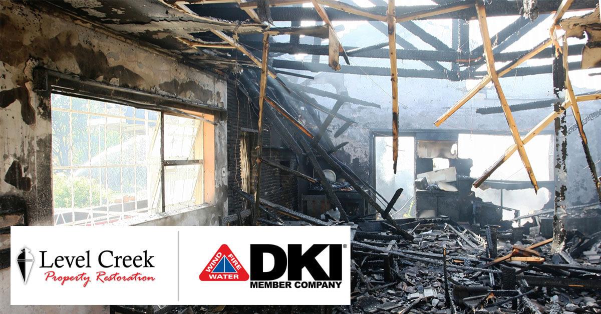 Fire Damage Restoration in Decatur, GA
