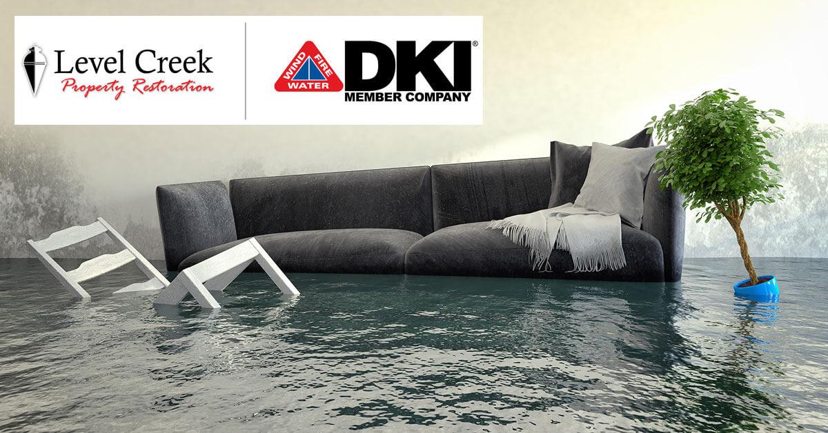 Flood Damage Cleanup in Dawsonville, GA