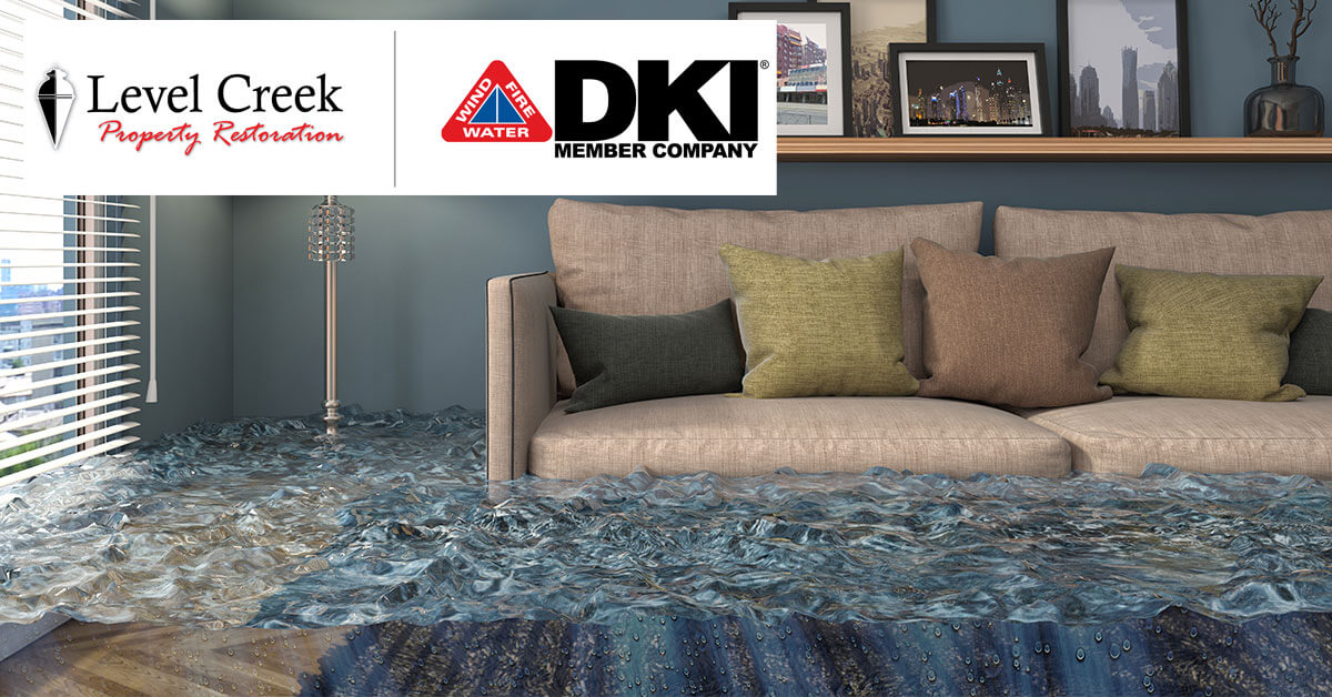 Water Damage Cleanup in Peachtree Corners, GA