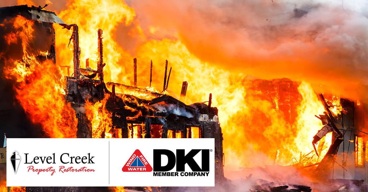 Fire Damage Restoration in Duluth, GA