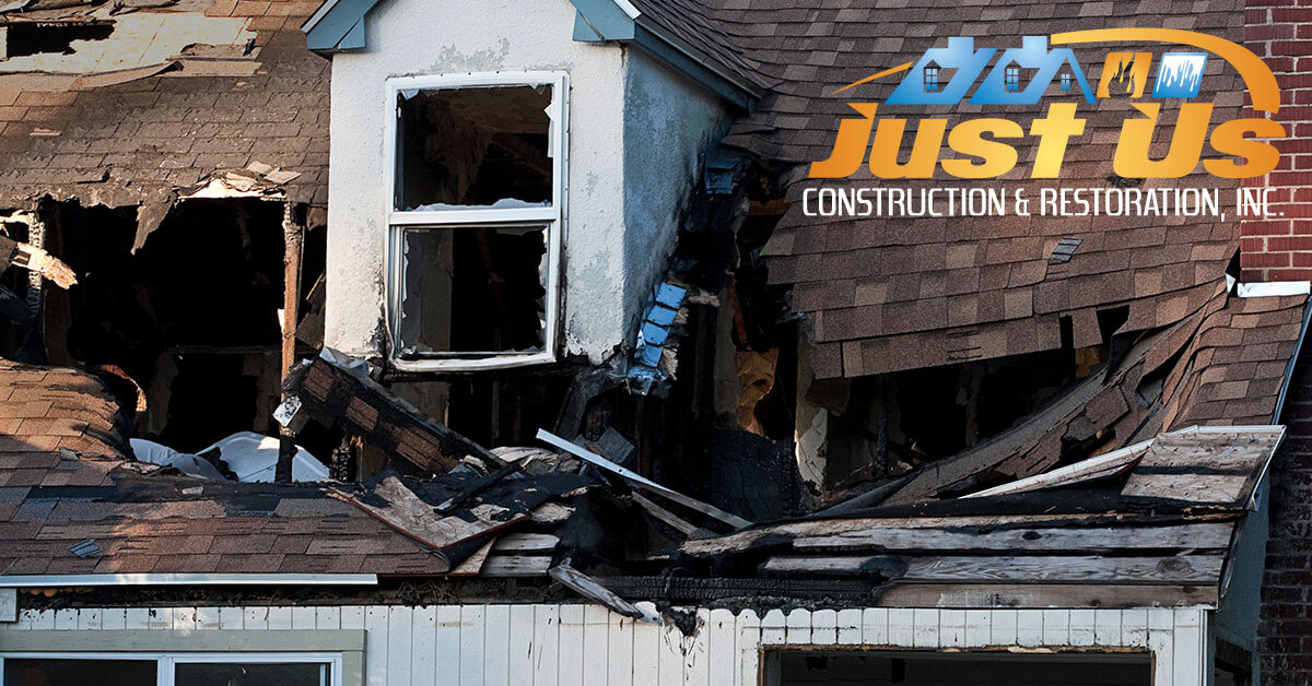 Fire and Smoke Damage Restoration in St Paul, MN