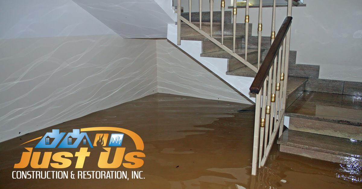 Emergency Flood Damage Restoration in Maple Grove, MN