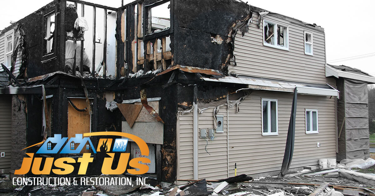 Fire, Smoke and Soot Damage Restoration in St Paul, MN