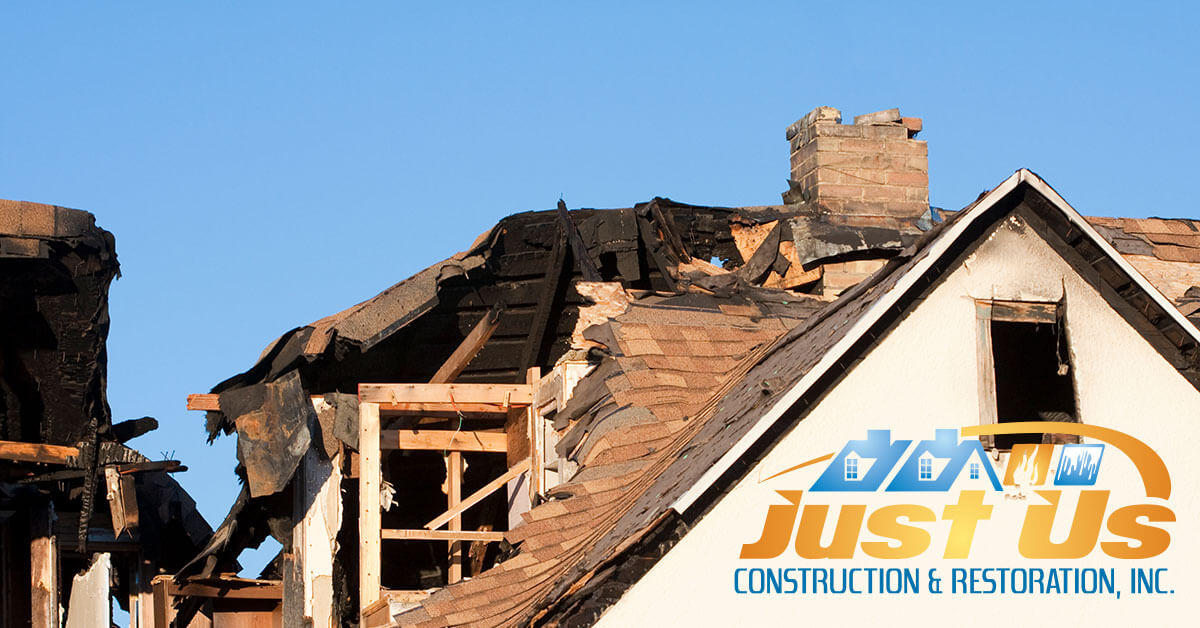 Fire and Smoke Damage Repair in Maple Grove, MN