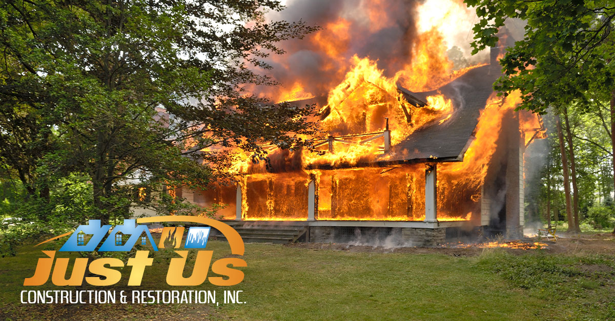 Fire, Smoke and Soot Damage Restoration in Andover, MN