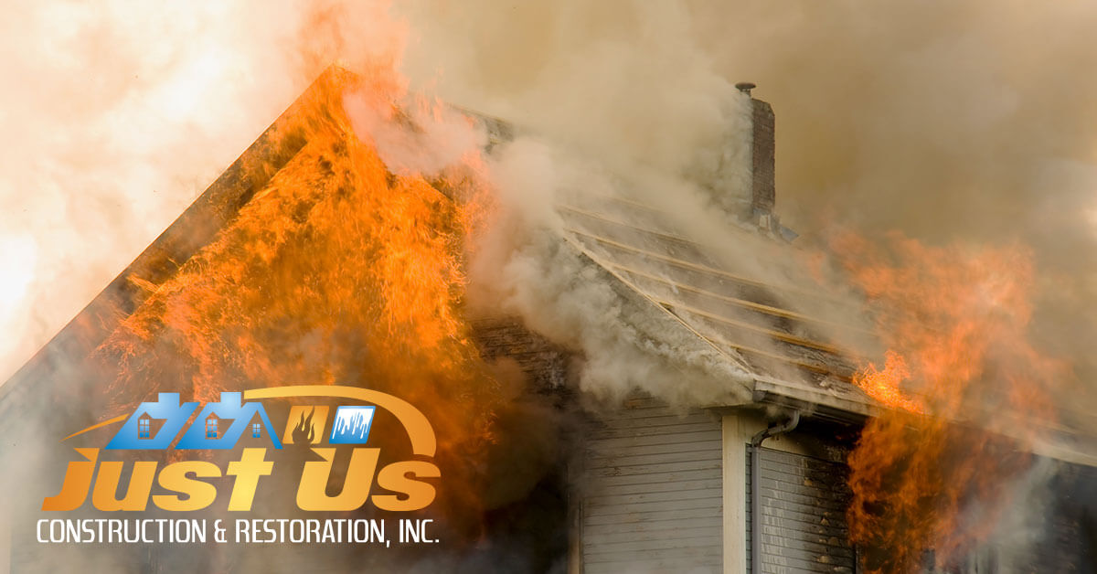 Fire and Smoke Damage Repair in Woodbury, MN