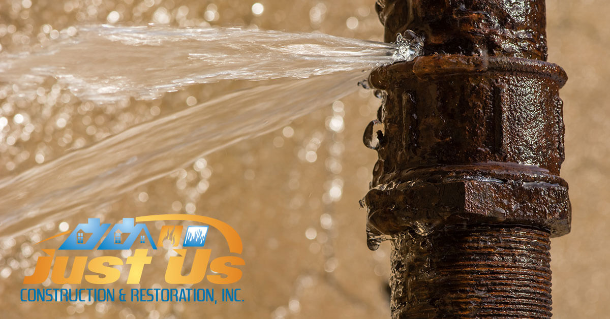 Water Damage Restoration in Andover, MN