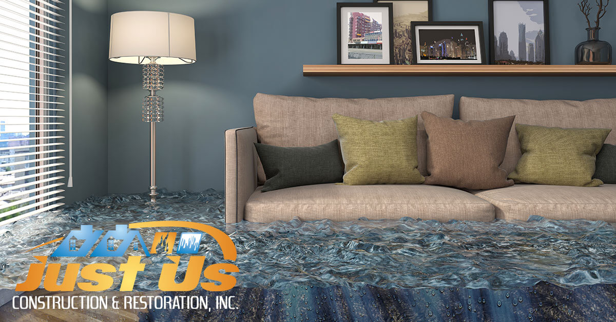 Flood Damage Restoration in Eden Prairie, MN
