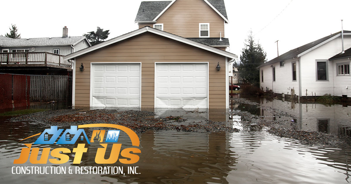 Flood Damage Restoration in Maple Grove, MN