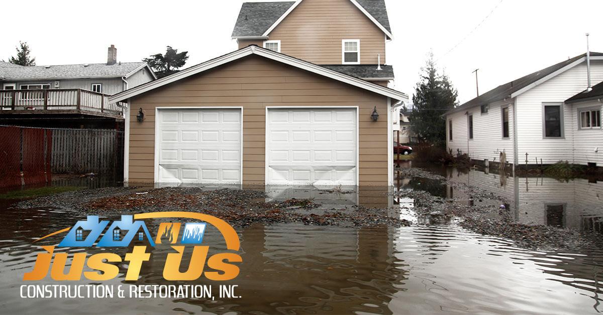 Flood Damage Restoration in Maple Grove, MN