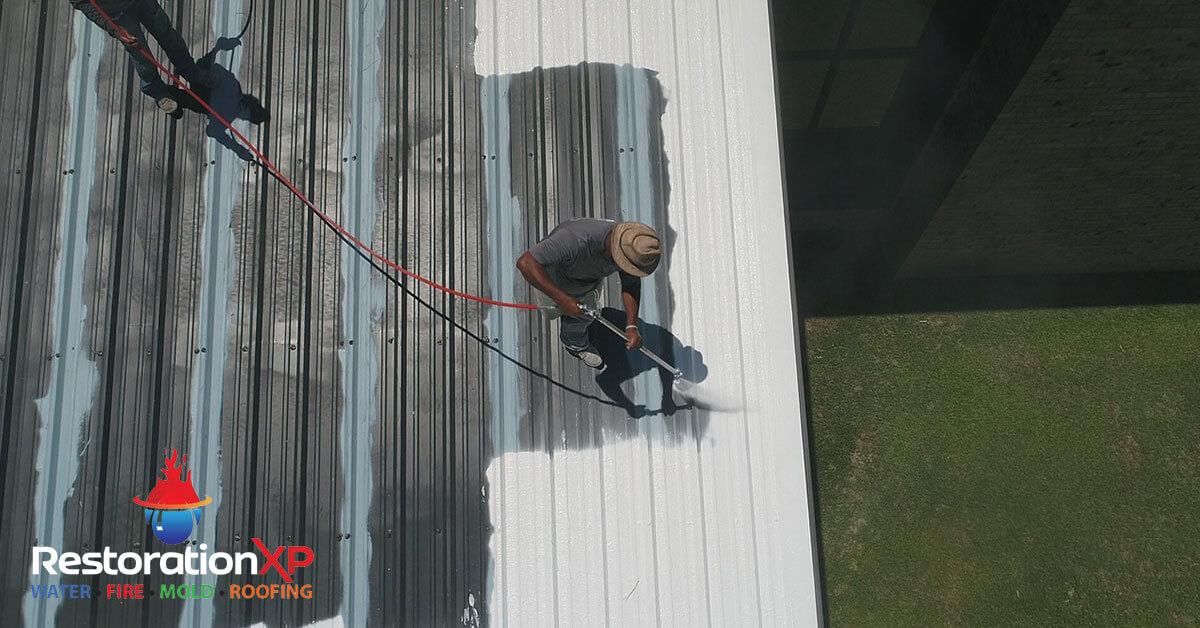 Damaged Roof Repair in Whitesboro, TX