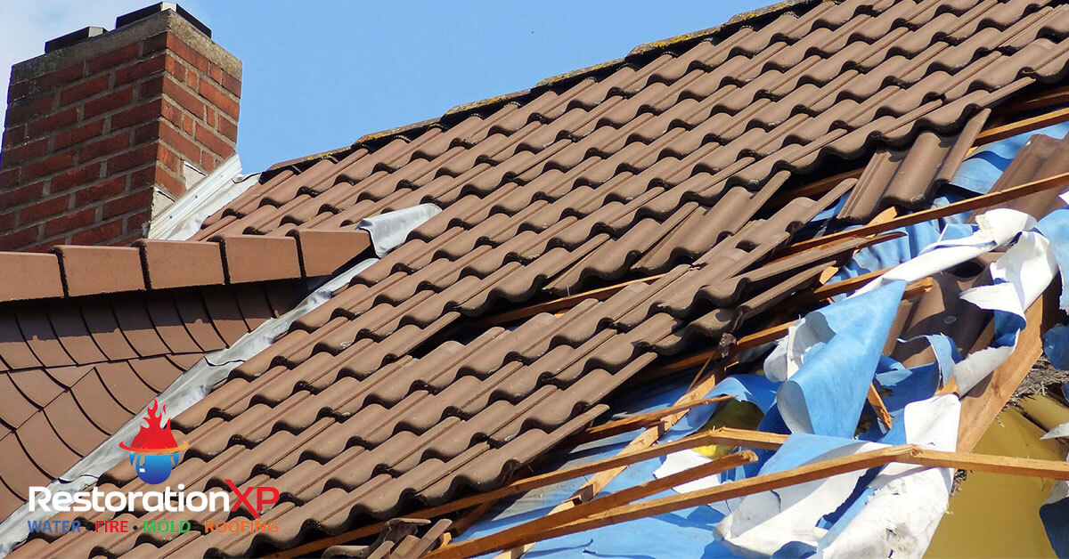 hail damage repair in Sherman, TX