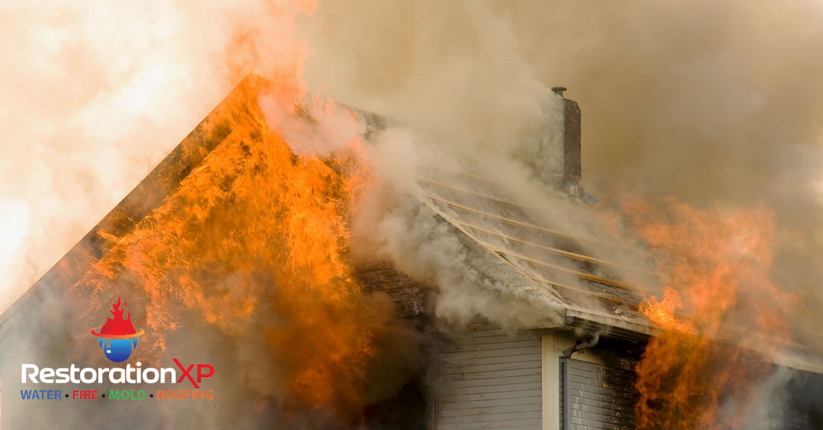 Emergency Fire, Soot and Smoke Damage Cleanup in DFW Metroplex