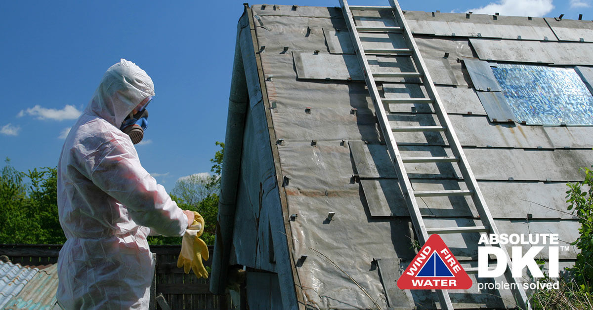 Asbestos Abatement in Paddock Lake, WI